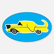 Labrador Taxi. Decal