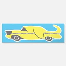 Labrador Taxi. Bumper Bumper Sticker