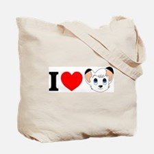 Cute Kimba Tote Bag