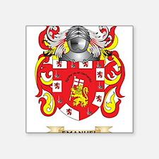 Emanuel Coat of Arms Sticker