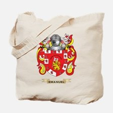Emanuel Coat of Arms Tote Bag