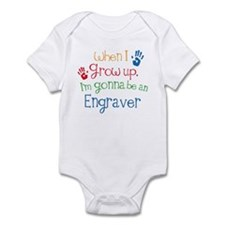 Future Engraver Infant Bodysuit