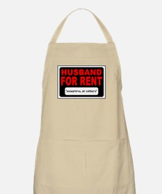 HUSBAND FOR RENT BBQ Apron