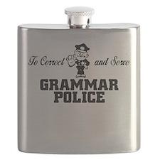 Grammar Police Flask