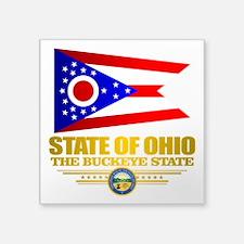 Ohio Flag Sticker