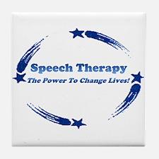 S.T. Change Lives Tile Coaster