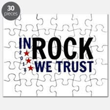 In Rock We Trust Puzzle