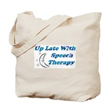 Up Late with S.T. Tote Bag
