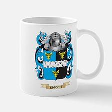 Emott Coat of Arms Mug