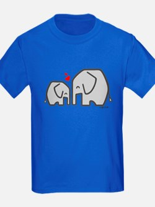 Elephants (4) T