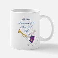 Man And Wife Mug