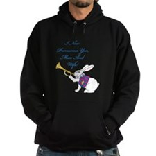 Man And Wife Hoodie