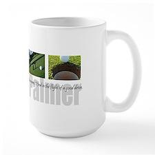 Fore! Script II Mug