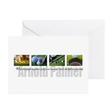 Fore! Script II Greeting Cards (Pk of 10)
