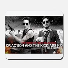 Doc and Kid Expendable Mousepad