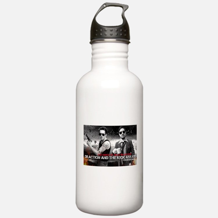 Doc and Kid Expendable Water Bottle