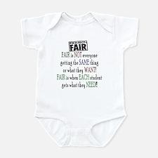 Fair Infant Bodysuit
