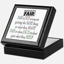 Fair Keepsake Box