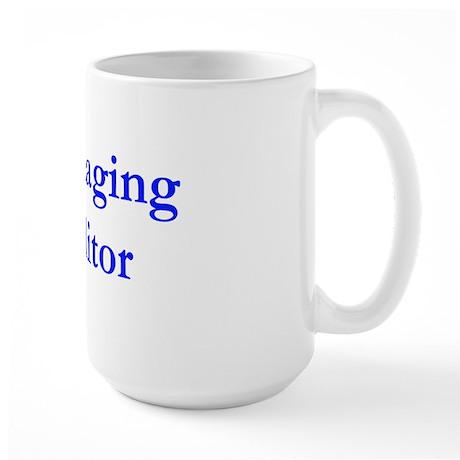 Managing Editor Large Mug