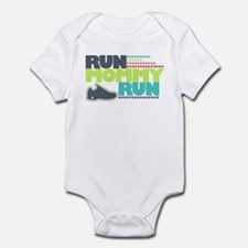 Run Mommy Run - Shoe - Body Suit