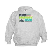 Run Mommy Run - Shoe - Hoodie