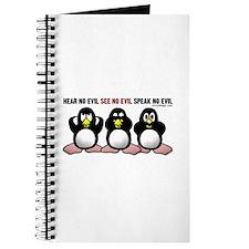 No Evil Penguins Journal