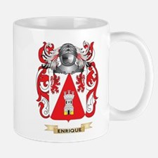 Enrique Coat of Arms Mug