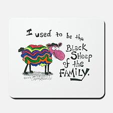 Black Sheep,  Mousepad