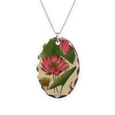 Egyptian Water Lily Necklace
