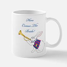 Here Comes The Bride Mug