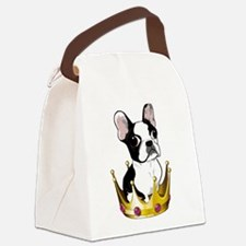 Boston in crown Canvas Lunch Bag
