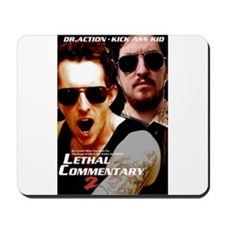 Doc and Kid Lethal Mousepad