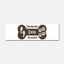 Funny Traveling Car Magnet 10 x 3
