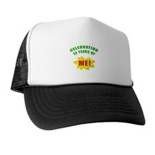 Celebrating Me! 13th Birthday Trucker Hat