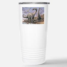 Apatosaurus Dinosaurs Travel Mug