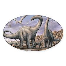 Apatosaurus Dinosaurs Decal