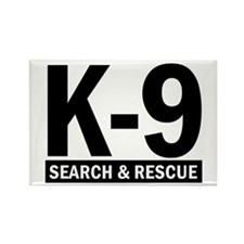 K9 SAR Search Rescue Magnet