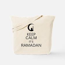 Funny Ramadan Tote Bag