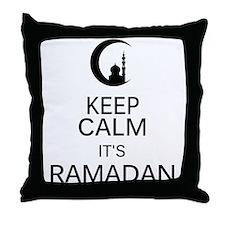 Cute Ramadan Throw Pillow
