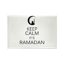 Cute Eid Rectangle Magnet