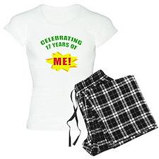Celebrating Me! 17th Birthday Pajamas