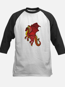 Red Dragon Baseball Jersey