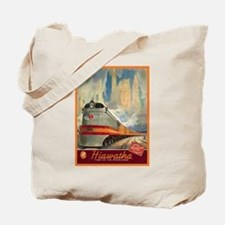 Hiawatha, 1937 Tote Bag