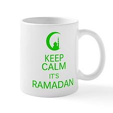 keep calm its ramadan, keep calm, ramadan Mugs