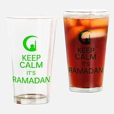 Cute Eid Drinking Glass