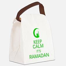 Unique Ramadan Canvas Lunch Bag
