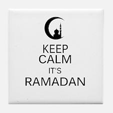 Unique Ramadan Tile Coaster