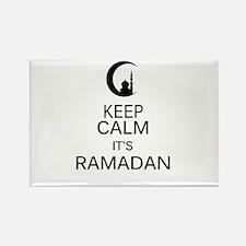 Funny Ramadan Rectangle Magnet