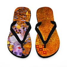 Klimt: Adele Bloch-Bauer I. Flip Flops