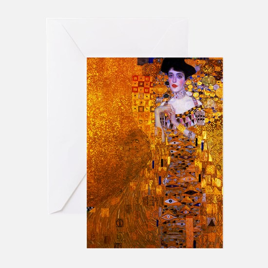 Klimt: Adele Bloch-Bauer I. Greeting Cards (Pk of